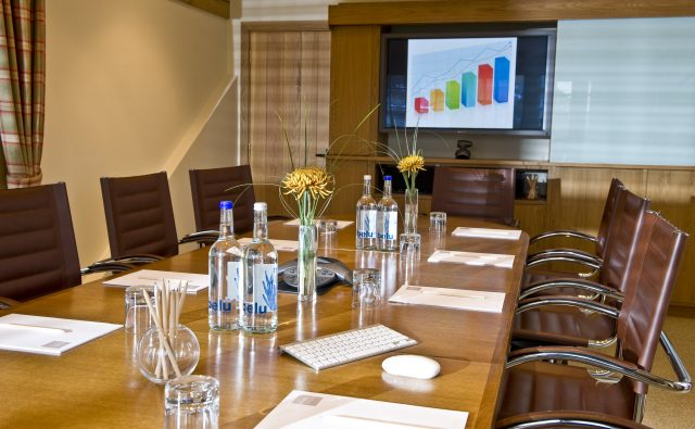 the boardroom at Park House