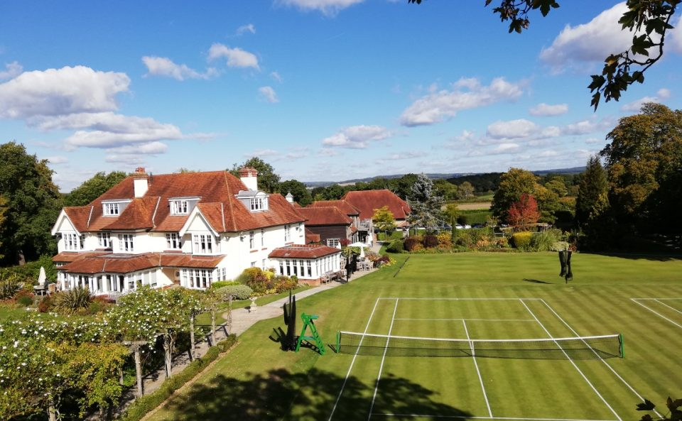 park house tennis south downs hotel