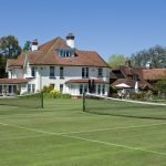 lawn tennis grass courts park house midhurst